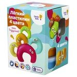 Набор для лепки Genio Kids 4 цвета