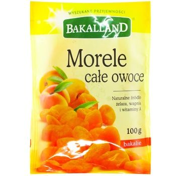 Bakalland dried apricot 100g