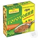 Суп гороховый Отличная традиционный 160г