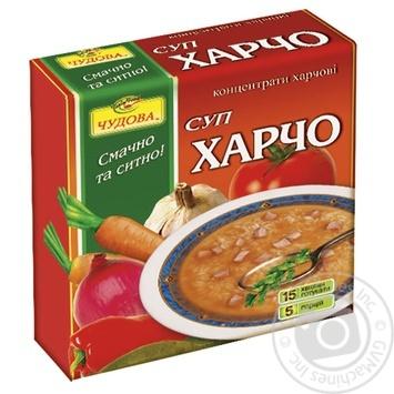Chudova Kharcho Soup - buy, prices for MegaMarket - image 1