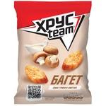 Hrusteam Baget Crackers Flavored Cream & Greenery 60g