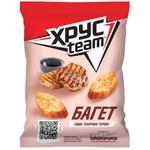 Сухарики Хрусteam Багет со вкусом телятина терияки 60г
