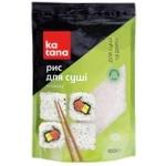 Рис для приготування суші Katana круглозернистий Японіка 1кг