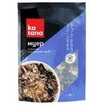 Katana Fungus Black Muer Dried 40g