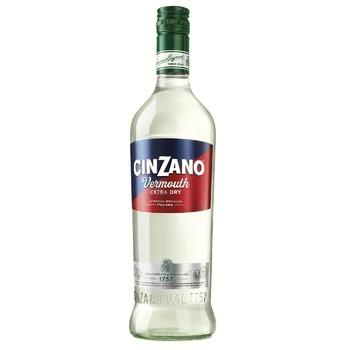 Вермут Cinzano Extra Dry 1л - купити, ціни на Novus - фото 1