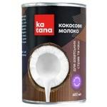 Кокосове молоко Katana 400мл