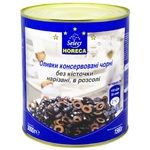 Horeca Select canned pitted black olive 3000g