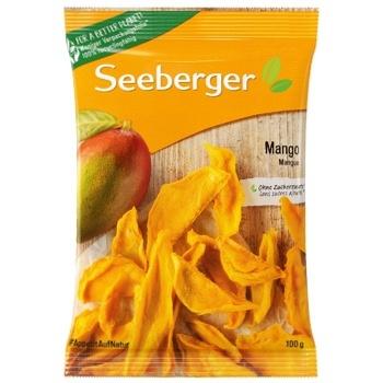 Манго Seeberger сушений 100г - купити, ціни на CітіМаркет - фото 1