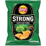 Lay's Wasabi Flavored Potato Chips 62g