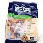 Корм для собак малих порід сухий Клуб 4 лапи 500г