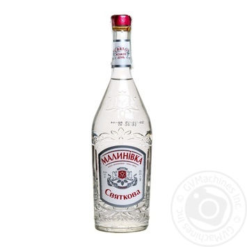 Vodka Malinovka Holiday 40% 500ml