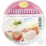 Закуска Hummus Середземноморська з в'яленими томатами і базиліком 250г