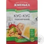 Крупа Жменька кус-кус пшеничный в пакетиках 400г Украина