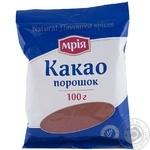 Какао-порошок Мрия 100г