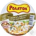 Пюре Роллтон картофельное с жареным луком стакан 37г
