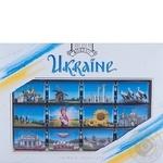 Candy Roshen Ukraine chocolate 160g in a box Ukraine
