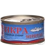 Ostrov alaska pollack caviar 110g