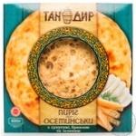 Пирог Тандыр по-осетински с сулугуни брынзой и зеленью 400г