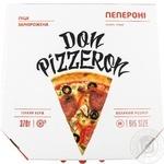 Don Pizzeron Paperoni frozen pizza 370g