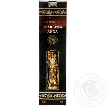 Proshansky BF Armenian Tsarevna Anna Cognac 40% 0,5l