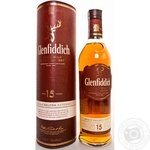 Glenfiddich Single Malt Scotch Whisky 0.7l
