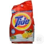 Стиральный порошок Tide Лимон и Белая Лилия автомат 3000г
