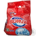Порошок стиральный Бонукс для стирки 1500г мягкая упаковка Бельгия