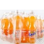 Fanta Orange Strongly Carbonated Drink 0,5l