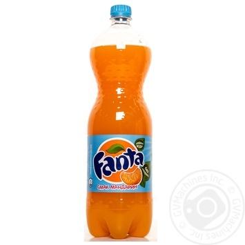 Напиток Фанта Мандарин 1500мл