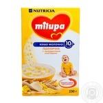 Каша Мілупа Пшенична з кукурудзяними пластівцями 230г