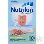 Pap Nutrilon milky for children from 10 months 225g Poland