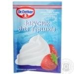 Dr.Oetker Thickener For Cream