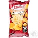 Potato chips Chio Chips with cheese taste 150g Hungary