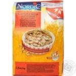 Хлопья Нордик 4 вида зерновых из цельного зерна 1500г