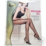 Tights Levante ambra polyamide for women 20den Italy