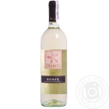 Вино Villalta Soave DOC 11% 0,75л