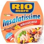 Салат з тунцем мексикано Rio Mare 160г