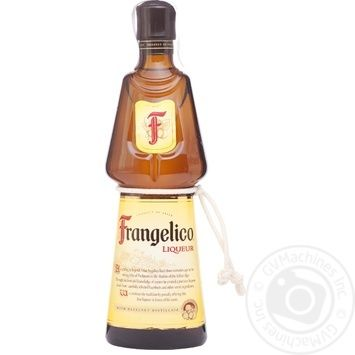 Frangelico liqueur 20% 0,7l - buy, prices for MegaMarket - image 1