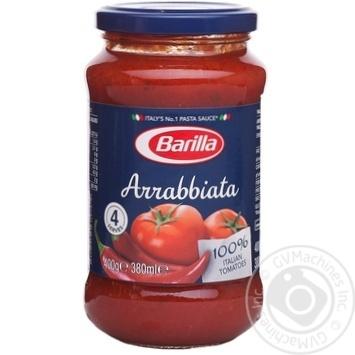 Соус Барілла Аррабіата 400г - купити, ціни на МегаМаркет - фото 2