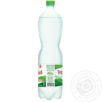 Truskavetska Natural Lightly Carbonated Mineral Water - buy, prices for Novus - image 2