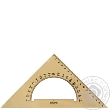 Трикутник для креслення - купити, ціни на МегаМаркет - фото 1