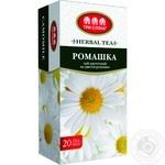 Чай Три слона трав'яний квітковий ромашка 20пак