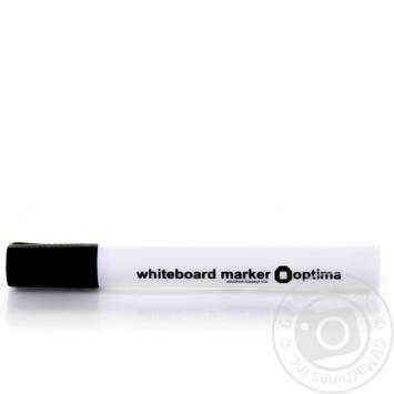 Маркер Optima для белых досок - купить, цены на Ашан - фото 3