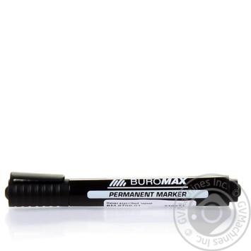 Маркер Buromax водостойкий черный - купить, цены на СитиМаркет - фото 6