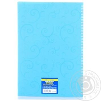 Buromax Barocco Notebook With Spring A4 80 Sheets - buy, prices for Novus - image 8