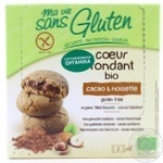 Cookies Ma vie sans gluten biscuit with hazelnuts with filling 200g