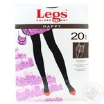 Колготи жіночі Legs Happy 20d All Day Nero №4