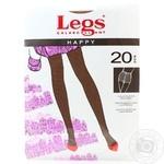 Колготи жіночі Legs Happy 20d All Day Daino №4