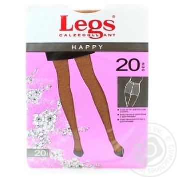 Колготи жіночі Legs Happy 20d All Day Amber №2