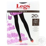 Колготи жіночі Legs Happy 20d All Day XL Nero №5
